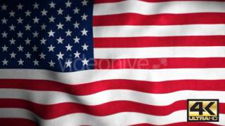 4K Animated Flags Pack V2 Motion Graphics