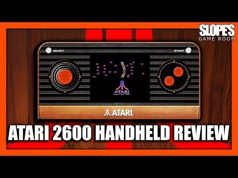The Atari Retro Handheld Console REVIEW – SGR