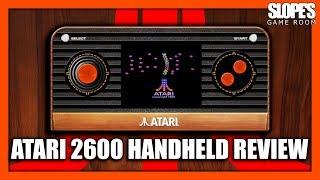 The Atari Retro Handheld Console REVIEW - SGR