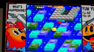 Namco museum Megamix gameplay (wii)