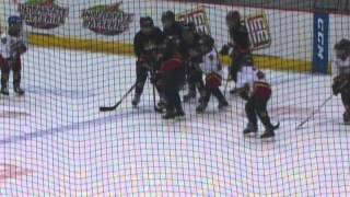 Junior Express Squirts Feb. 21, 2015 Second Intermission