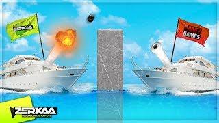 MOST INTENSE BATTLESHIP MATCHES EVER! (Battleships vs Simon)