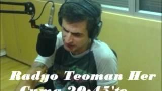 Radyo Teoman Emrah Egemen Show 02 03 2012 part 4