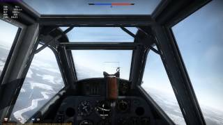 War Thunder: BF 109 G simulator battle