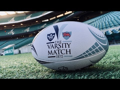 The Varsity Match 2017  - Oxford Men V Cambridge Men