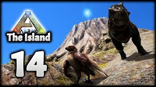 FINALLY TAMING AN ARK REX AND ARGENTAVIS! | Let's Play ARK Survival Evolved: The Island | Episode 14