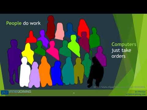 Little Surprising Secret of Leading in a Digital World