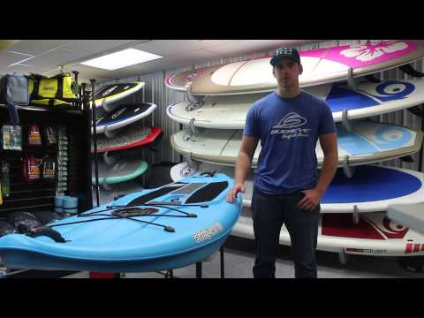 How To Choose a Stand Up Paddlboard (SUP)