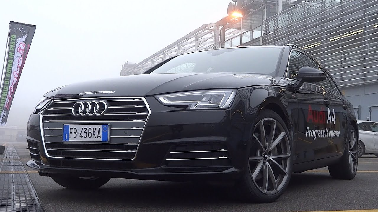 New audi a4 s line my 2016 walkaround footage in detail for Portachiavi audi s line