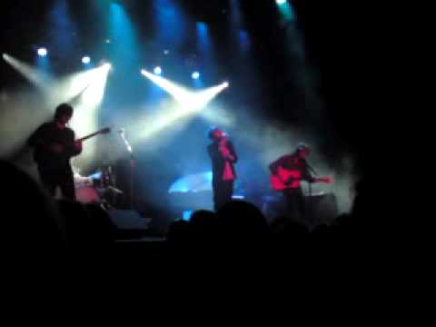 deportees - wherever I lay my head tonight (live södra teatern 18/11-09)