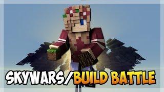 Minecraft~Skywars/Build Battle & QnA!~PS4 Gameplay Edition