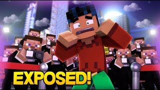 Superhero Exposed! How do they Know? (minecraft Roleplay)