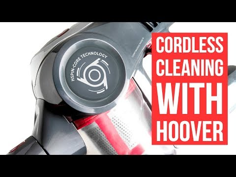 Sunday cleaning with Hoover | Henry Reviews