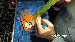 Тест микрофона Dagee Dg-001MIC