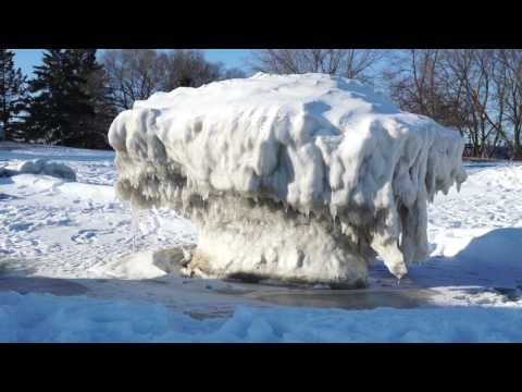 Ice Sculptures | Winnipeg Beach