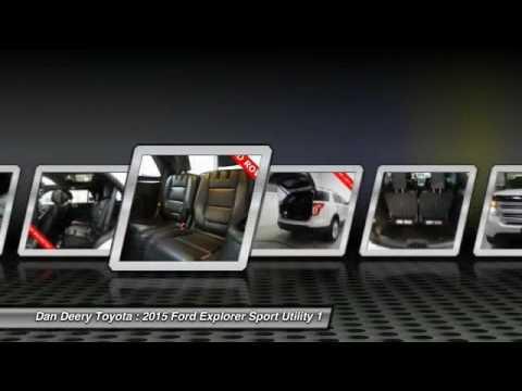 2015 ford explorer cedar falls ia tt25816a youtube. Black Bedroom Furniture Sets. Home Design Ideas