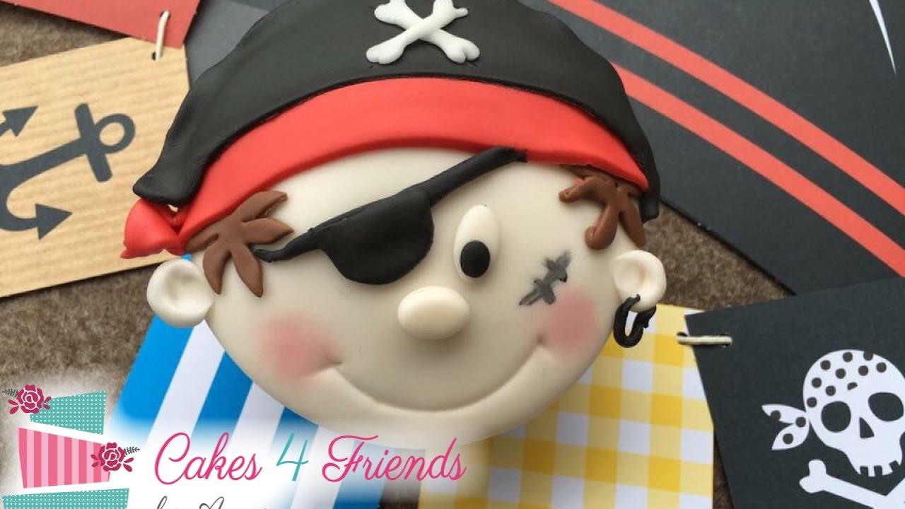 Piraten Muffins Pirate Cupcake Geburtstag Birthday Kinder