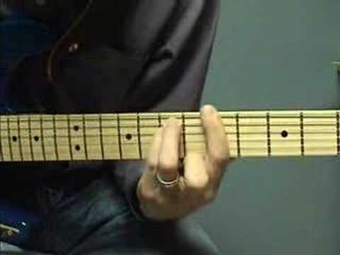 How to play Barre Chords - Beginner guitar lesson - YouTube