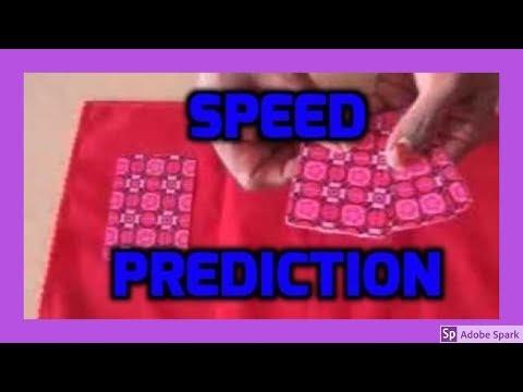MAGIC TRICKS VIDEOS IN TAMIL #280 I Speed Prediction @Magic Vijay