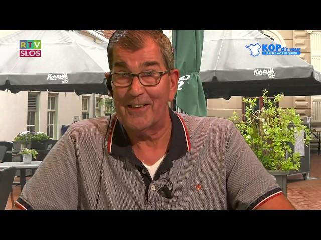 Intermezzo in de uitzending van Kop d'r Veur op 1 juli 2020 -2-