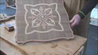 Marquetry Woodworking Woodcarving