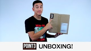 HUGE POINT 3 Unboxing!