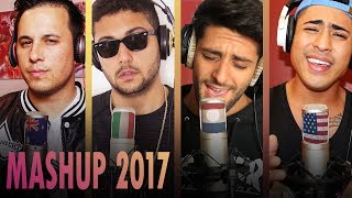 Ed Sheeran Shape of you MASHUP Over One Beat Continuum Top Songs 2017