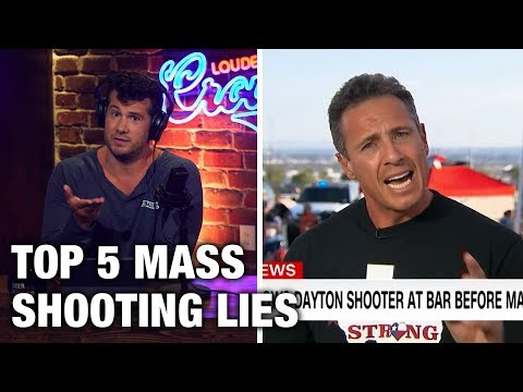 EXPOSED: Media's Top 5 Mass Shooting Lies! | Louder With Crowder