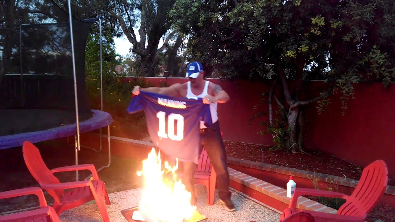 5 Professional Athletes Who Have Had Their Jerseys Burned By Fans