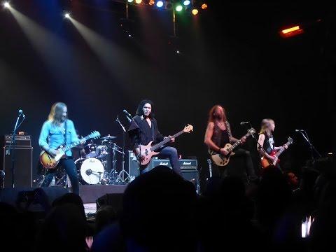 Gene Simmons and His Band ~ Charisma  (Live)