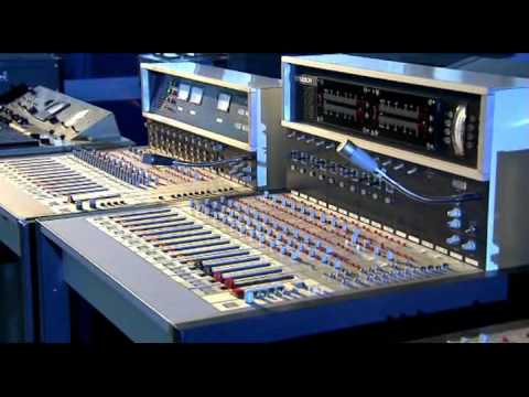 The Studer Legend - A History Of Our Mixers