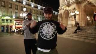 Mikey Disko & MarQuest - Hip Hop in Paris prod. by Dibia_text_e