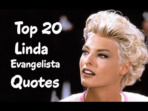Linda Evangelistais a Canadian model. She is regarded as one of the most accomplished and influential models of all time, and has been featured on over magazine covers. Evangelista is primarily known for being the longtime muse of photographer Steven Meisel, as well as for coining the phrase
