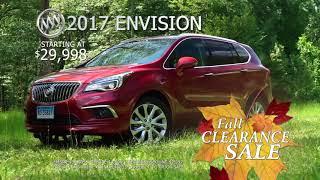 Springfield Buick - Fall Clearance