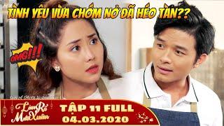 Làm Rể Mười Xuân - Tập 11 Full | Phim Hài Tết Việt Hay Nhất 2020 - Phim HTV