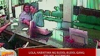 UB: Lola sa Nueva Vizcaya, nabiktima ng Budol-Budol Gang; P70k, natangay