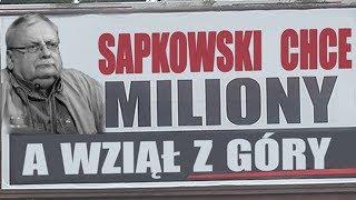 WIELKA DRAKA O WIEDźMAKA. Czy Sapkowski zasługuje na 60 mln od CD Projektu?