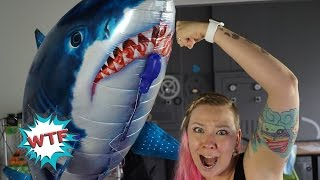 Remote Control Shark Balloon