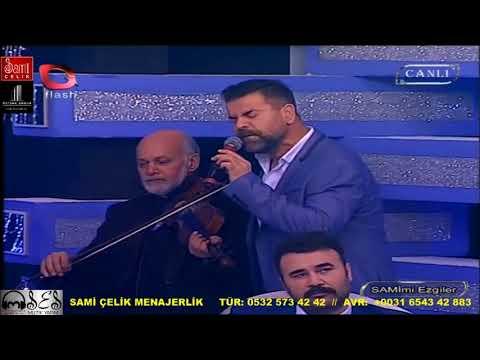 Sami Çelik - Nuş Etmediğim Dehrde Peymane Kaldı(Samimi Ezgiler Flash TV)