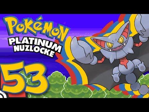 Pokemon Platinum NUZLOCKE Part 53 - TFS Plays