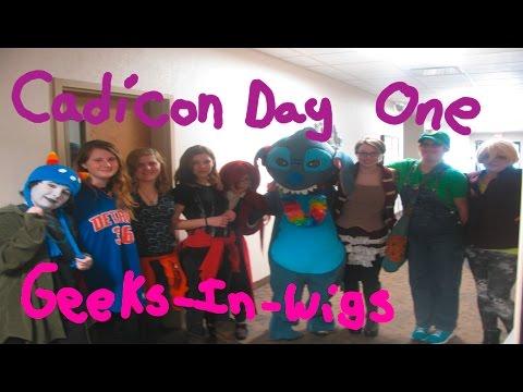 Cadicon-Day one-Saturday