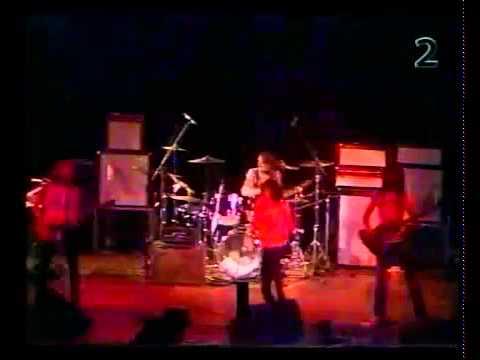 Patti Smith Stockholm 1976
