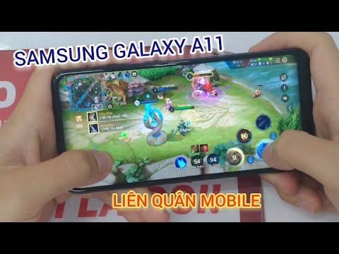 Samsung Galaxy A11 ( 3GB/32GB) Snap 450 | Test Game LIÊN QUÂN MOBILE vs Hoàng Test Game