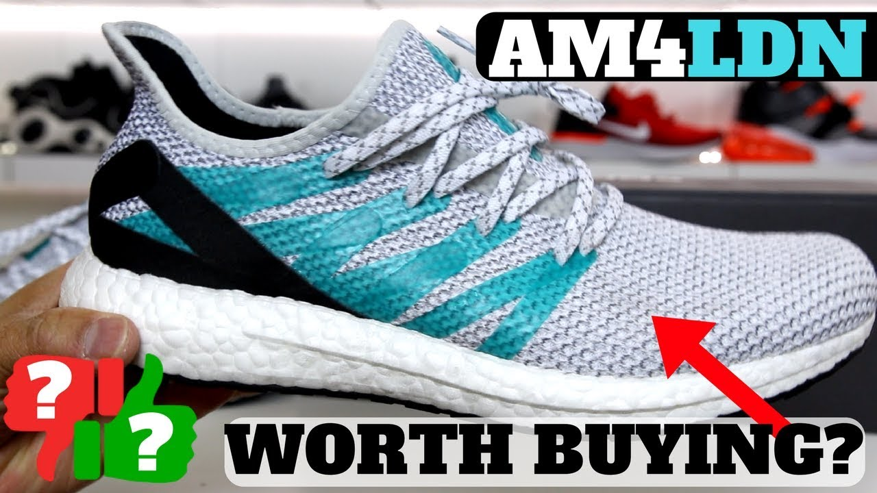 e3ab89e83d709 Worth Buying? Adidas SpeedFactory AM4LDN Boost Review + On Feet