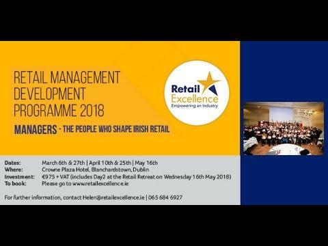 Retail Management Development Programme