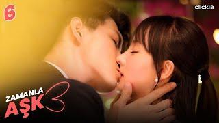 Zamanla Aşk  6. Bölüm  Love İn Time  RenYankai ChengXiaomeng SenJun Liu Yuqi PanYiyi  Clickia Tv