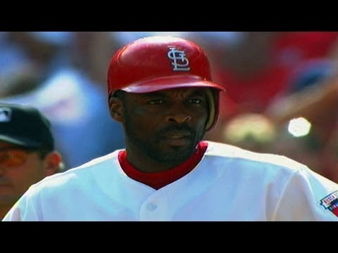 NLDS Gm1: Reggie Sanders plates six runs on two hits