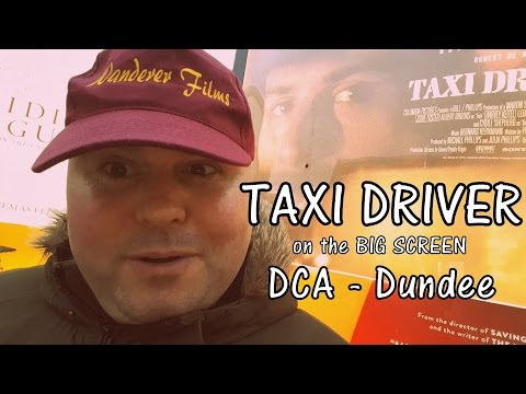 Taxi Driver ( 1976 ) | 4K restoration on the big screen | DCA Dundee Scotland