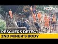 """Second Body Detected Inside """"Rat-Hole"""" Mine Where 15 Miners Were Trapped"""