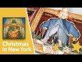 Christmas in New York: A Pop-Up Book by Chuck Fischer